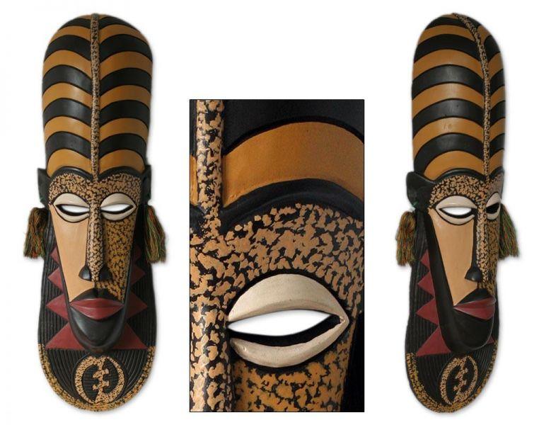 dřevěná maska 5  449870484a