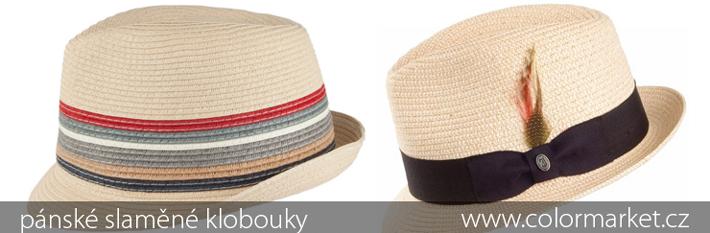 pánský slaměný klobouk Jaxon 23  467603f26a